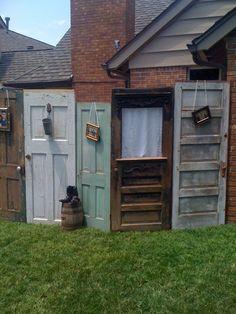 doors, doors and more doors!