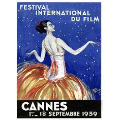 Cannes Festival International Du Film Wood Sign                                                                                                                                                                                 Plus