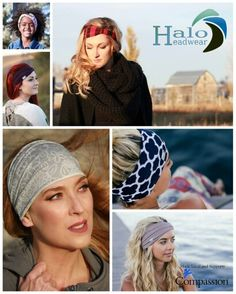 Halo Collections at www.haloheadwear.com - $17.95 adult, $14.95 kids.  Made in Canada