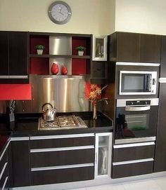 diseños y presupuestos de amoblamientos de cocina modernos