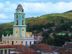Torre Campanario del Museo Convento de San Francisco / Bell tower of Saint Francis Convent in Trinidad, Cuba | by lezumbalaberenjena
