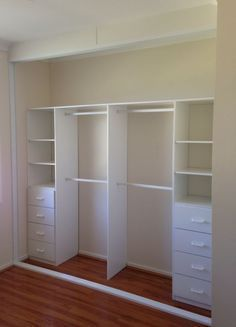 Bedroom Wardrobe Design Layout Storage Ideas For 2019 Bedroom Closet Doors, Bedroom Closet Storage, Bedroom Closet Design, Bedroom Cupboards, Closet Designs, Bedroom Storage Solutions, Diy Bedroom, Bedroom Furniture, Closet Mirror