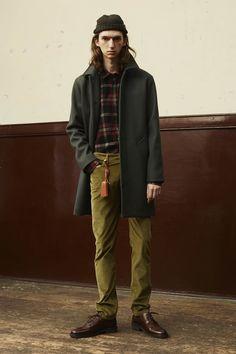 A.P.C. Fall 2016 Menswear Collection Photos - Vogue