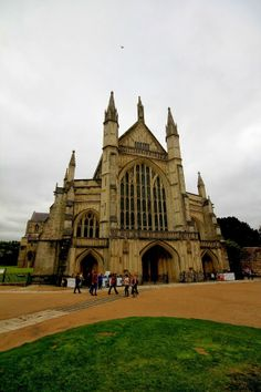 Burial place of Jane Austen - Westminster Abbey