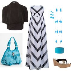 Baby Shower Outfit, created by lilmissnikkilane on Polyvore