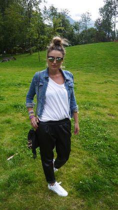 Easy chic à Chamonix… | Sophie la Modeuse