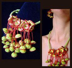 Creative Paper Jewelry By Spanish Artist Begona Rentero