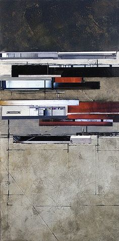 GINNY HERZOG artist - Layers 30-914