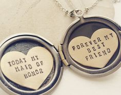 Charming Locket Necklace,Beautiful Locket Necklace,Best Friend Gift,Bridesmaid Ask Gift,Fiance Gift,Youre My Person Locket Pendant,Wife Anniversary,Maid of Honor Gift,Sister Locket Pendant