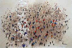 Neil McBride, a crowd of people
