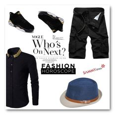"""Perfect for him!"" by albinnaflower ❤ liked on Polyvore featuring men's fashion and menswear"