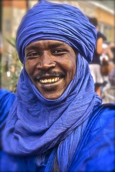 """mother-africa:  Basso 6 by *jennystokes  """"I met Basso on the street he made me laugh.  I bought him coffee and we have been friends ever since.Tuareg tribe. Northern Africa.Nomadic"""""""