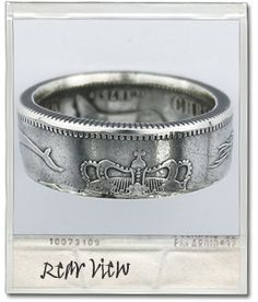 how to make a coin ring :)