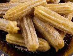 Easy churro recipe - for Cinco de Mayo