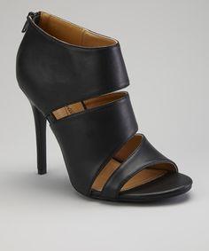 Black Rapture Shoetie