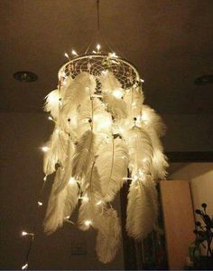 Feather Dreamcatcher - Inspiration