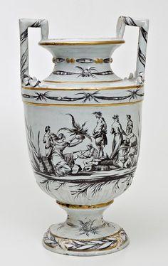 Filippo Comerio nella manifattura Ferniani | Museo Ceramiche Faenza