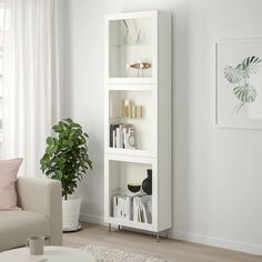 Living Room Storage, Living Room Furniture, Display Cabinets Ikea, Storage Cabinets, Cupboards, Bookshelves, Bookcase, Soft Closing Hinges, Home Decor