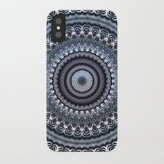 Fantastic details in these iphone cases by Coleggenna! iPhone 8 Plus, and X cases support QI wireless charging. Iphone 8, Iphone Cases, Cool Phone Cases, Mandala, Black And White, Art, Art Background, Black N White, Black White