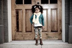 Entwine Naturalle Couture {Kiddie Kouture} Picture Perfect!!