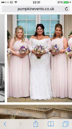 Bridesmaid colour dresses