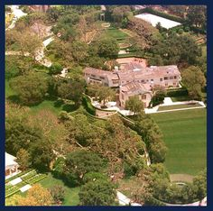 Los Angeles Homes, History Photos, Golf Courses, Real Estate, Mansions, House Styles, Historical Pictures, Manor Houses, Real Estates