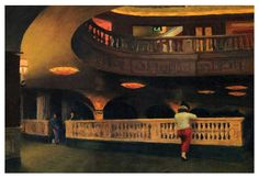 Sheridan Theatre Malerei Gemälde von Edward Hopper, Ölgemälde, kaufen Handgemachte Gemälde von Edward Hopper, Edward Hopper Prints, kaufen Edward Hopper Kopien, Edward Hopper Ölgemälde, Kunstwerke Edward Hopper, Reproduktion Edward Hopper, Kopie Edward Hopper, Malerei Edward Hopper, Oil Edward Hopper, Hochrenaissance Edward Hopper, Religiöse Edward Hopper, Oil Edward Hopper, kaufen Edward Hopper Gemälden.
