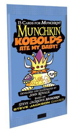 Munchkin® Kobolds Ate My Baby!™
