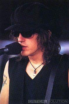 Izzy Stradlin in 1991