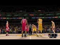 NBA 2K14 Mod Gameplay - Houston Rockets Vs Los Angeles Lakers (HD) - http://weheartlakers.com/lakers-videos/nba-2k14-mod-gameplay-houston-rockets-vs-los-angeles-lakers-hd