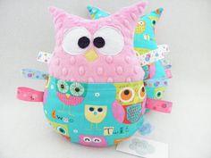 sowa przytulanka minky metki owl http://sklep.tulibuzi.pl/index.php?id_product=164&controller=product