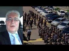 SENADOR ROBERTO REQUIÃO CONDENA OPERAÇÃO POLICIAL NA CIDADE DE DEUS.