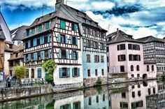 Strasbourg architecture. by davelally03