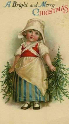 17 Ideas For Holiday Fashion Kids Vintage Christmas Vintage Christmas Images, Old Christmas, Christmas Scenes, Old Fashioned Christmas, Victorian Christmas, Vintage Holiday, Christmas Pictures, Christmas Greetings, Christmas Toys