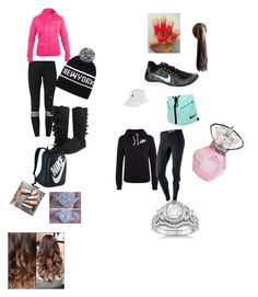 """Track retreat in New York"" by fashionicon67 ❤ liked on Polyvore"