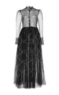 Nicol Gown  by HUISHAN ZHANG for Preorder on Moda Operandi