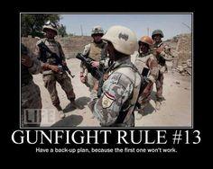 GUNFIGHT RULES - Imgur
