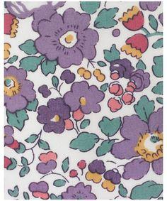 Liberty Art Fabrics Betsy E Tana Lawn | Fabric by Liberty Art Fabrics | Liberty.co.uk