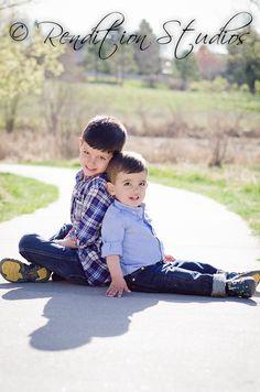 brothers, denver colorado children's photography