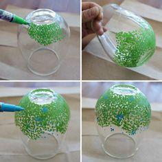 Glassware-Confetti-How