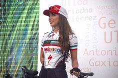 Antonieta Gaxiola. Ciclista originaria de Culiacán, Sinaloa. Campeona Panamericana Juvenil 2014, Mulimedallista de Olimpiada Nacional y de Campeonato Nacional Juvenil.