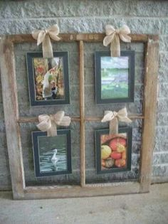 Window frame - Now this is how it's done!
