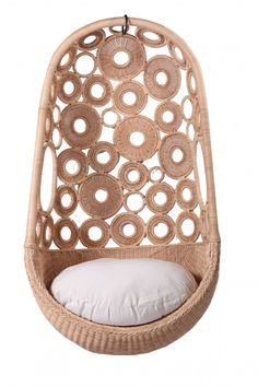 Bali Hanging Pod Chair - Occasional Chairs | Interiors Online - Furniture Online & Decorating Accessories