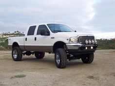 2002 Ford F250 4x4.  Gas hog 4 door crew cab.  V10 Engine was anemic.  Worst engine of any vehicle I ever owned.