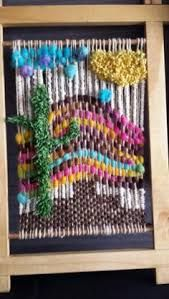 Resultado de imagen para pinterest tapices con fibras naturales