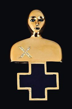 Buy online, view images and see past prices for Mimmo Paladino (né en - Prototype Broche en. Invaluable is the world's largest marketplace for art, antiques, and collectibles. View Image, Chevrolet Logo, Worlds Largest, Past, Auction, Antiques, Gold, Jewelry, Paladin