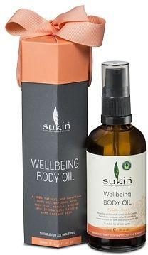 Sukin Wellbeing Body Oil 100ml #christmas #xmas #skincare
