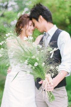 Karuizawa after wedding photo by AYANO TACHIHARA Wedding Design