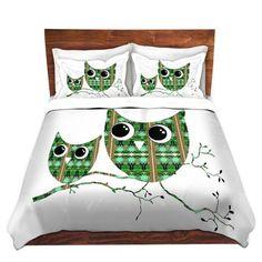 Grey Bedding, Luxury Bedding, Owl Bedding, Green Duvet Covers, King Comforter Sets, King Duvet, Queen Duvet, Home Decor Bedding, Bedding Sets Online
