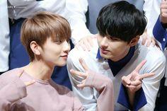 Joshua and Jun